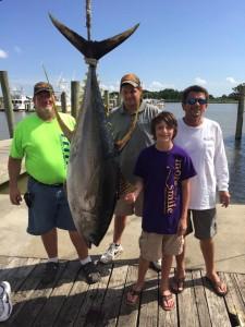 Venice Tuna Fishing