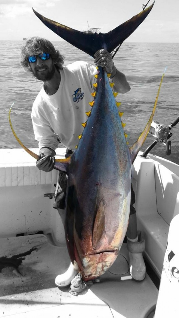 Awesome summer venice tuna fishing venice louisiana for La fishing charters
