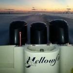 Yellowfin Fishing Boat