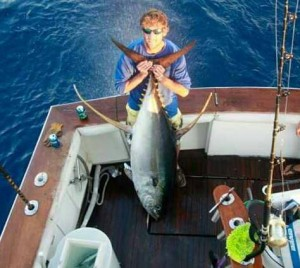 Tuna Venice Fishing Charters