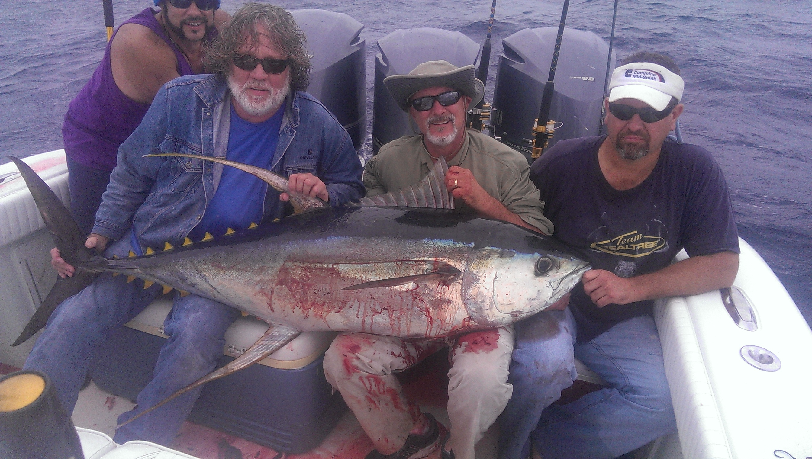Save 100 off fall tuna charters venice louisiana for La fishing charters