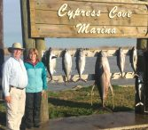 Louisiana fishing charters