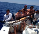 Nice Blue Marlin Guys