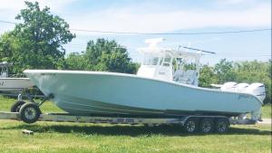 Yellowfin - Fishing Boat