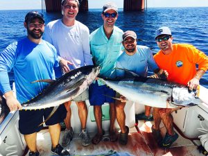 Venice Tuna Fishing