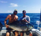Biggest yellowfin in Venice