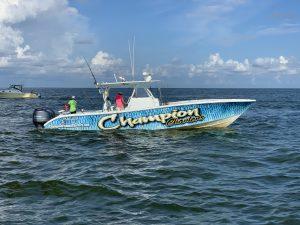 Champion fishing charters