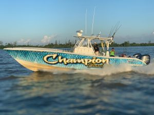Champion fishing charters
