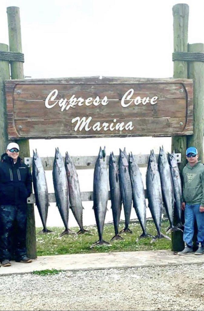 Tuna Fishing in Venice Louisiana